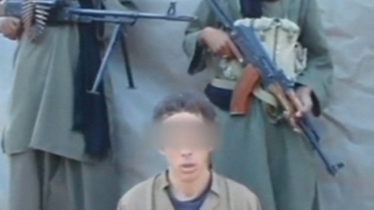 Séquences choisies - Une vidéo de 4 otages français