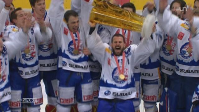 Hockey/ Début du championnat de Suisse de LNA: tour d'horizon des forces en présence à l'aube de la nouvelle saison