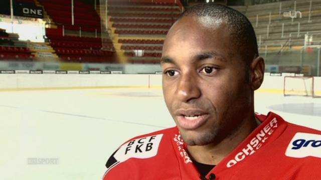 Hockey/ Début du championnat de Suisse de LNA: présentation de nouvelles recrues des trois clubs romands