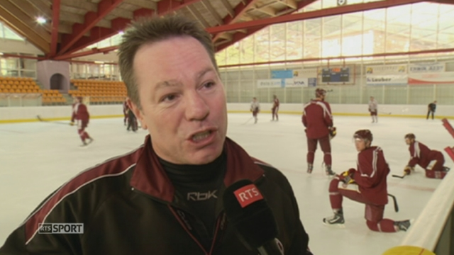 Hockey/ Début du championnat de Suisse de LNA: les coachs de Genève, Fribourg et Bienne abordent leurs objectifs pour la saison à venir