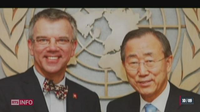 Coup de projecteur sur la mission suisse auprès de l'ONU à New York