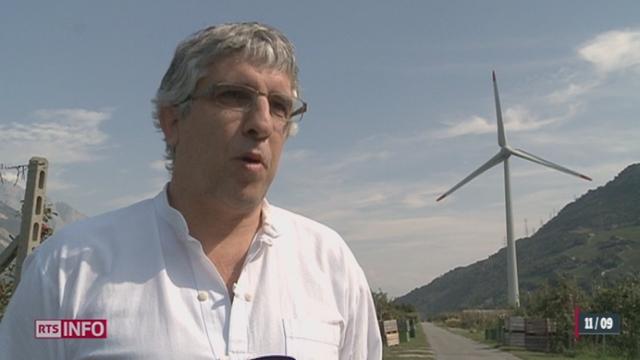 VS: Une éolienne de nouvelle génération mesurant 150 mètres sera construite à Charrat