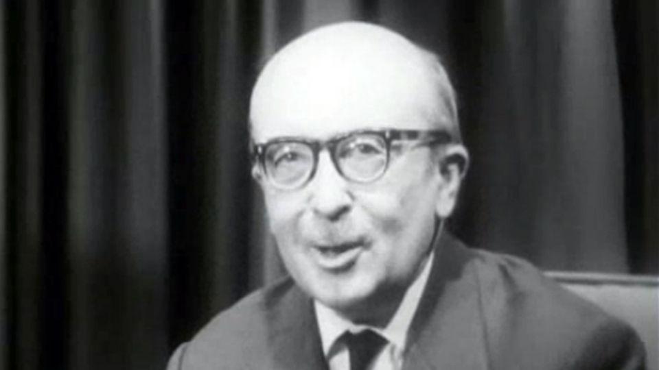 """""""L'avis de Jean Guitton"""" - Présence catholique, 8 décembre 1963. [RTS]"""