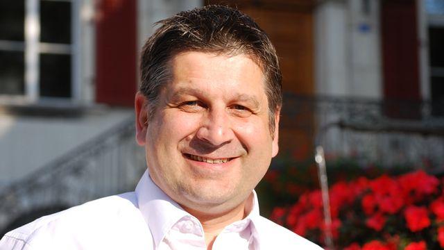 Pierre Kohler souhaite lancer un festival de BD à Delémont. [Gaël Klein]