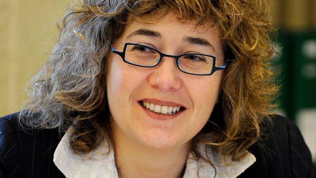 Magaly Hanselmann, Déléguée à l'égalité du canton de Vaud. [Dominic Favre - Keystone]