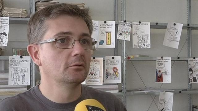 Le directeur de Charlie Hebdo s'exprime