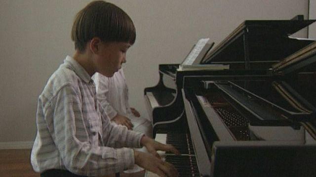 Pianiste prodige