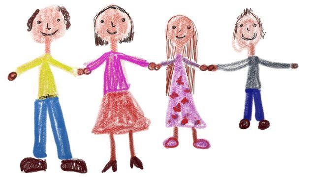 La famille est un système de relations qui implique des droits et des devoirs. liddy hansdottir  fotolia [liddy hansdottir  - Fotolia]