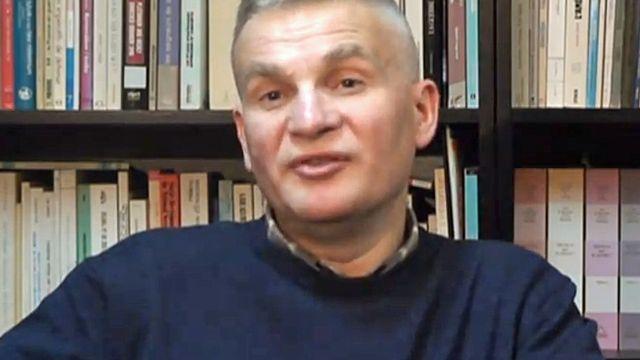 Eric Filiol. [YouTube]