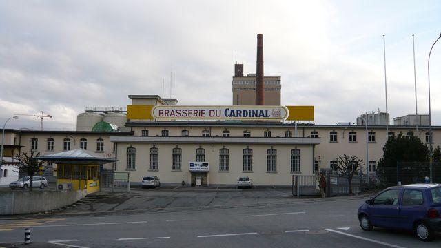 La brasserie Cardinal.  [Jean-Marc Falcombello  - rsr]