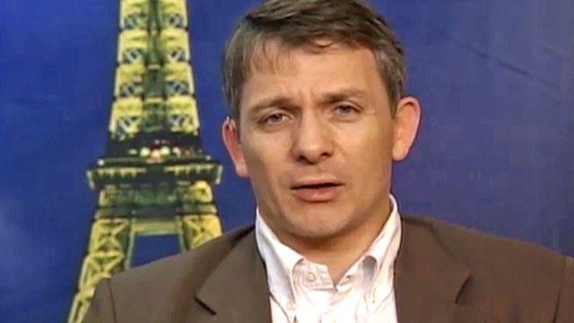 Eric Denécé, directeur du Centre Français de Recherche sur le Renseignement (CF2R). [RTS]