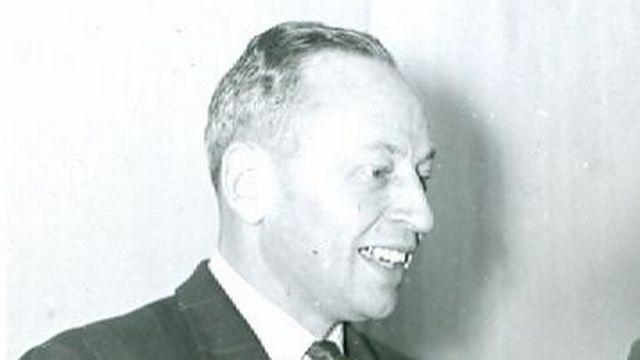René Dittert, mars 1952 [Radio-Genève]