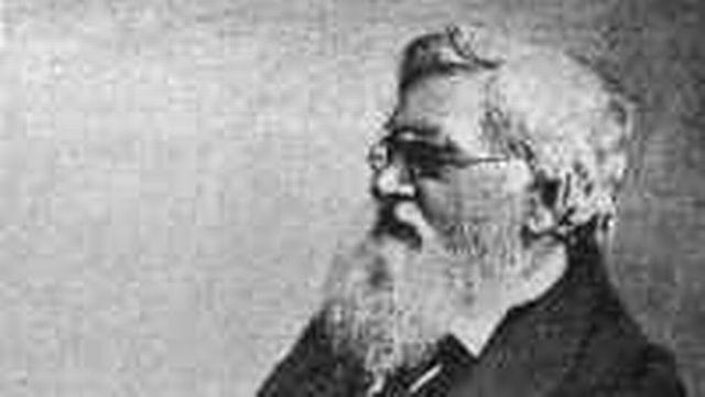 Alfred Russel Wallace est le co-découvreur de la théorie de l'évolution avec Charles Darwin. Wikimedia Libre de droit [Wikimedia]