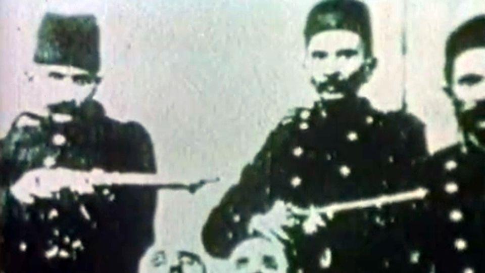 Historique du génocide arménien. [INA]