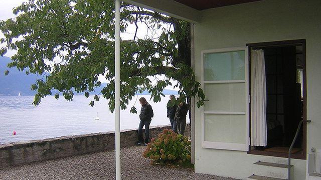 Villa Le Lac. [Wikimedia, M. Moriconi, 25 September 2004]