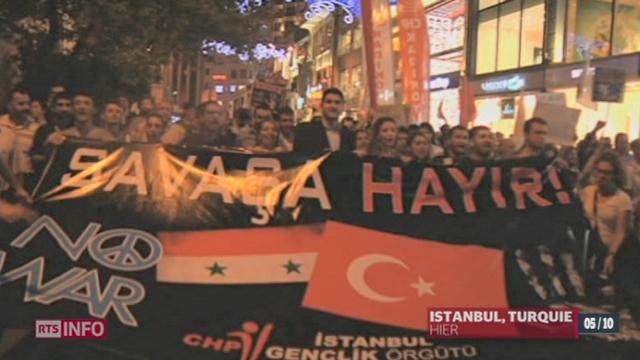 Le Conseil de sécurité de l'ONU appelle la Syrie et la Turquie à la retenue et a fermement condamné le tir syrien qui a fait cinq morts en Turquie