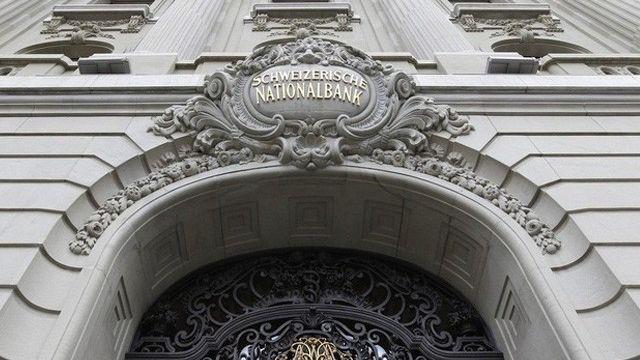 La Banque Nationale Suisse (BNS). [Peter Klaunzer - Keystone]