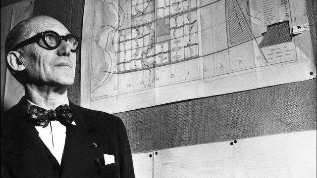 Le Corbusier [roger-viollet/afp]