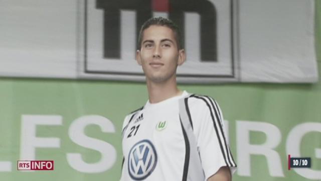 Football: Otttmar Hitzfelkd a retenu Ben Khalifa pour le match de la Suisse contre la Norvège ce vendredi à Berne