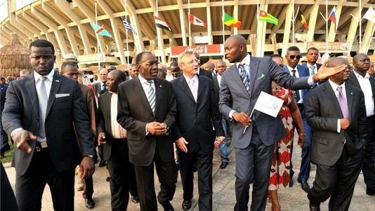 Alors que des chefs d'Etats se retrouvent à Kinshasa à l'occasion du sommet de la francophonie, la République Démocratique du Congo est toujours ravagée par des conflits armés. [Junior D.Kannah - Keystone]