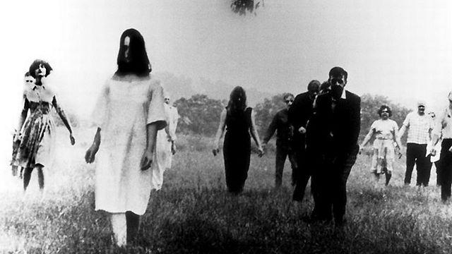 La Nuit des morts-vivants, peut-être le pionnier des film de zombies. [© Films sans Frontières ]