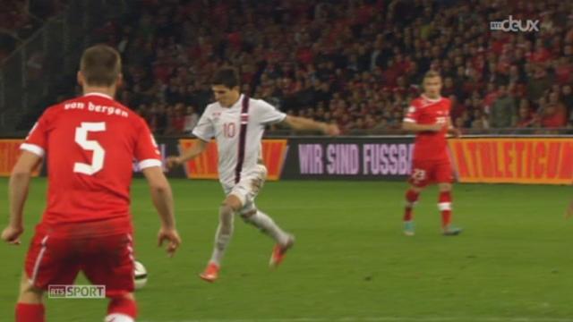 Football/Qualifications pour la Coupe du Monde 2014: retour sur les matchs du groupe de l'équipe de Suisse