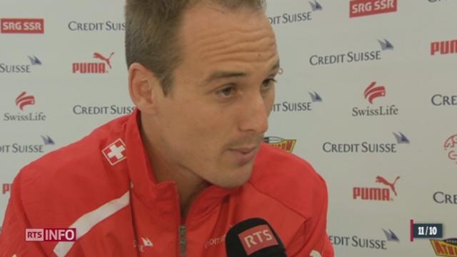 Football: l'équipe de suisse affrontera vendredi, à Berne, l'équipe de Norvège pour une place au Mondial de Football
