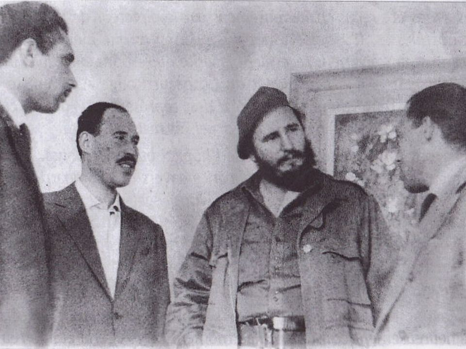 A Cuba avec Castro [par un photographe anonyme ]