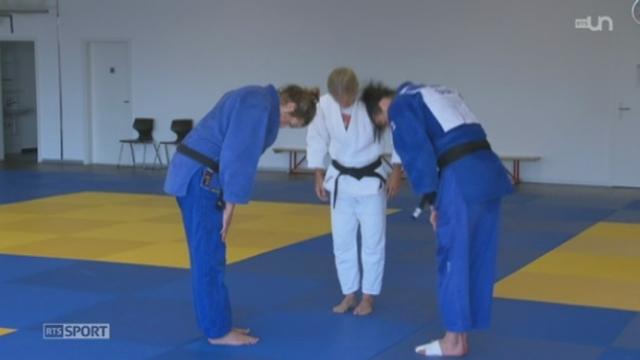 JO 2012 / Judo: la Genevoise de 29 ans Juliane Robra vivra à Londres sa première expérience olympique