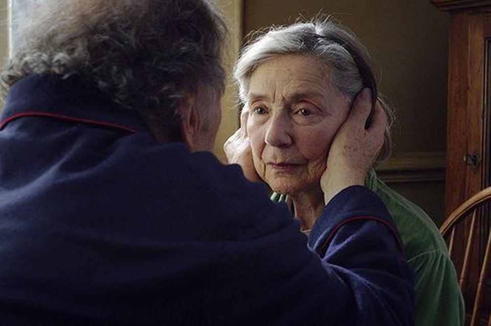 """Une scène du film """"Amour"""" de Michael Haneke.  [Les Films du Losange]"""