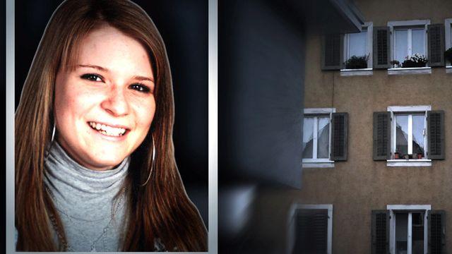 Lucie avait 16 ans quand sa route a croisé celle de Daniel H., qui a été condamné jeudi à l'internement à vie en appel. [rts]