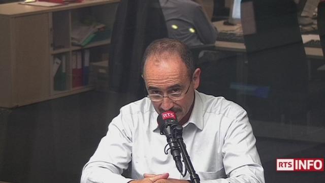 """""""Notre peur est totalement irrationnelle"""" (Denis Duboule, Professeur de génétique à l'UNIGE et à l'EPFL)"""