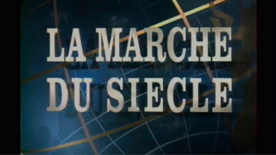"""Générique de l'émission """"la marche du siècle"""""""