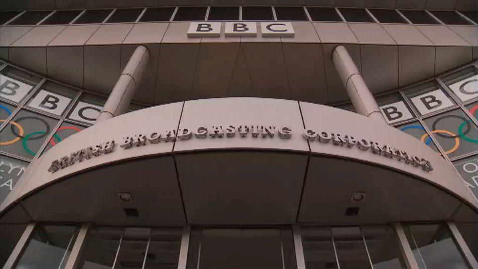 Bâtiment de la BBC, Londres