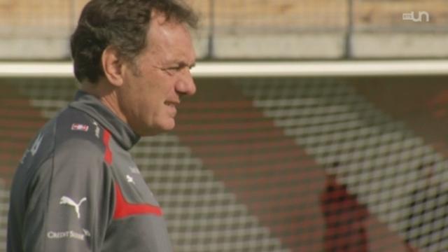 Football / reportage sur Michel Pont