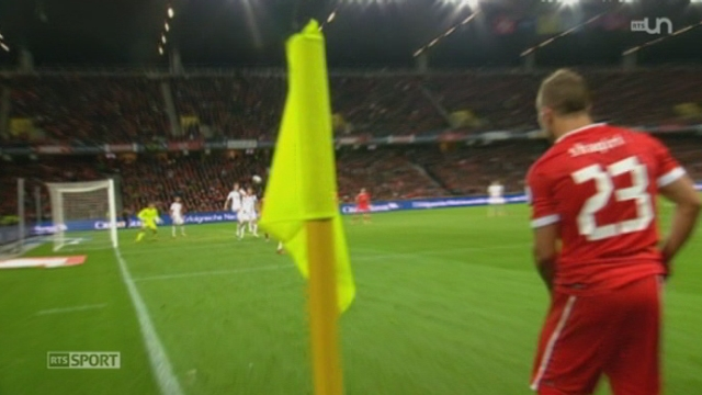 Football / Suisse-Norvège (1-1): rétrospective de la rencontre