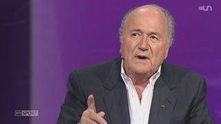 Entretien avec Sepp Blatter