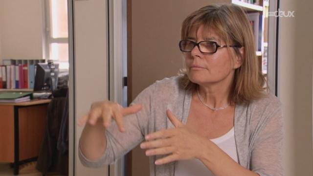 Premières apparitions TV de la Langue des signes