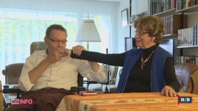 Les proches qui aident un parent handicapé donnent beaucoup de leur temps et de leur énergie