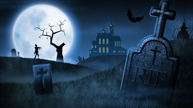 Halloween Zombie [© Nomad_Soul - Fotolia.com]