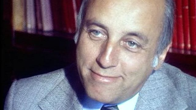 Laurent Marti, délégué du CICR, en 1974 [TSR]