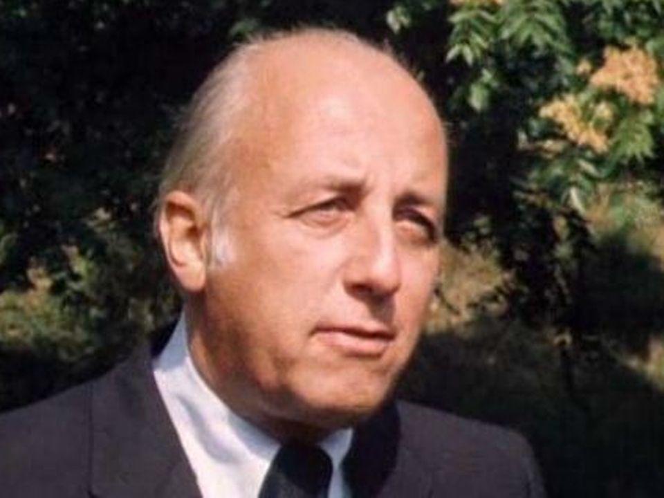 Laurent Marti, délégué du CICR, en 1979 [TSR]