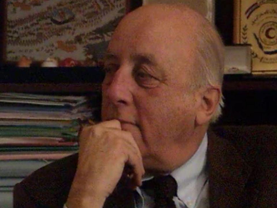 Laurent Marti en 1996 [TSR]