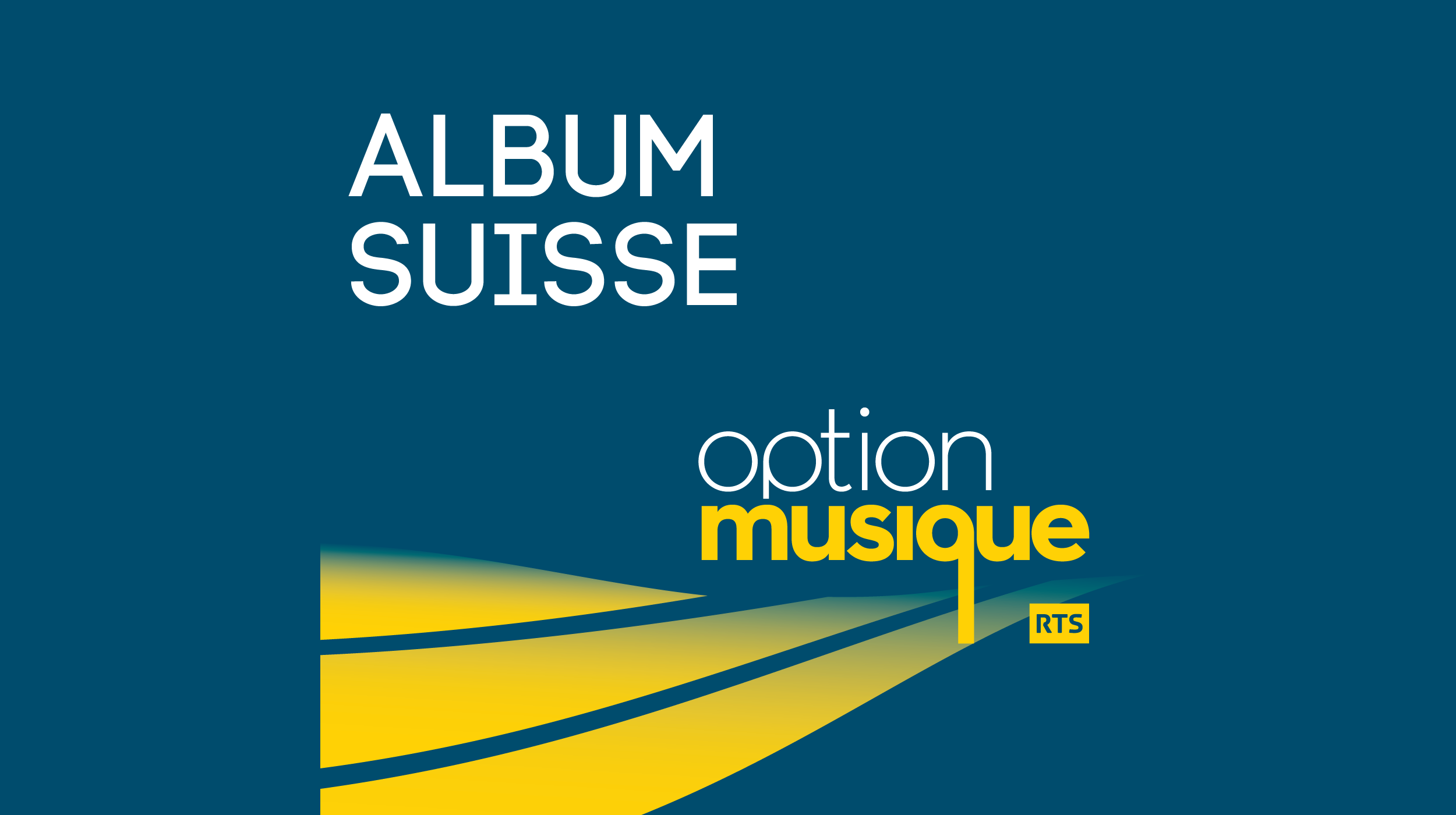 Logo Album suisse [RTS]