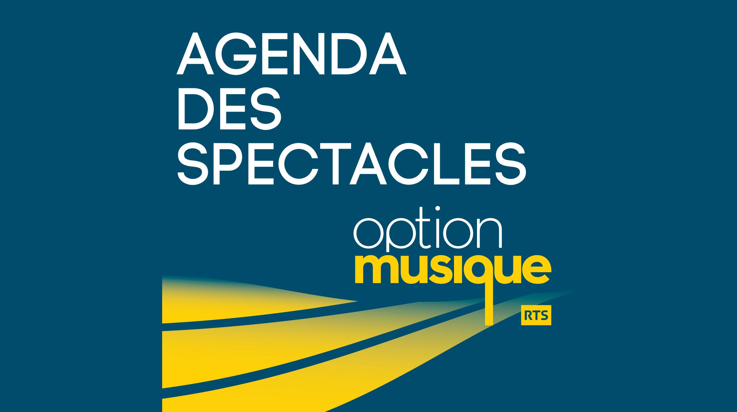 Logo Agenda des spectacles [RTS]