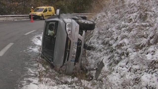 Séquences choisies - Grosses chutes de neige en France