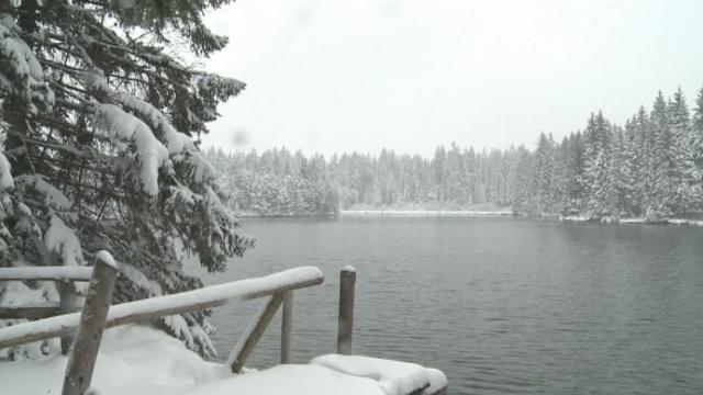 Séquences choisies - Le Jura sous la neige
