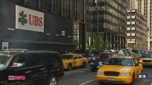 UBS devrait annoncer une réduction massive de ses effectifs