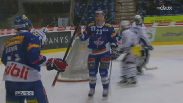 Hockey / Championnat de Suisse de LNA (19e j.): Kloten éreinte la lanterne rouge Ambri (6-2) et Langnau fait de même face à Rapperswil (5-1) + résultats et classement en LNA et en LNB