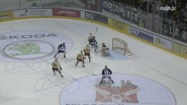 Hockey / Championnat de Suisse de LNA (19e j.): Genève l'emporte à Lugano dans un match sous haute tension (3-4) + itw de Kevin Romy, attaquant du Genève Servette